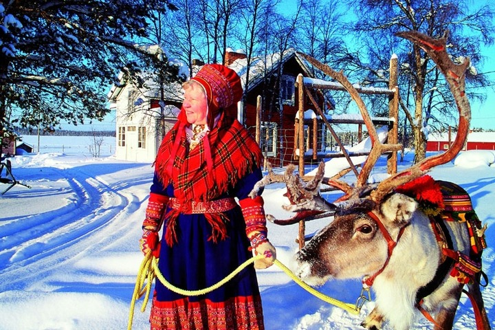 Съезд саамов Мурманской области проведут в ноябре