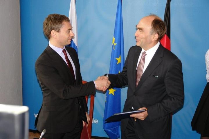 Россия вновь договорились  с Германией о поддержке российских немцев на 9 млн евро