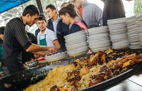 """На вологодском """"Голосе ремесел"""" гостей познакомят с кулинарным искусством народов мира"""