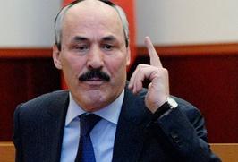 Глава Дагестана Рамазан Абдулатипов оказался одним из самых популярных персонажей у СМИ