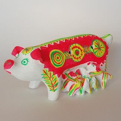 Фестиваль гончарного искусства и глиняной игрушки впервые прошел в Тульской области