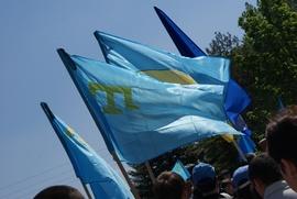 Крымчанам отказали в праздновании Дня крымскотатарского флага