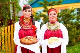 Русский праздник Каравон в Татарстане