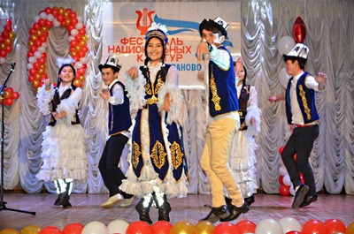 В Ивановской области открылся 20 Фестиваль национальных культур