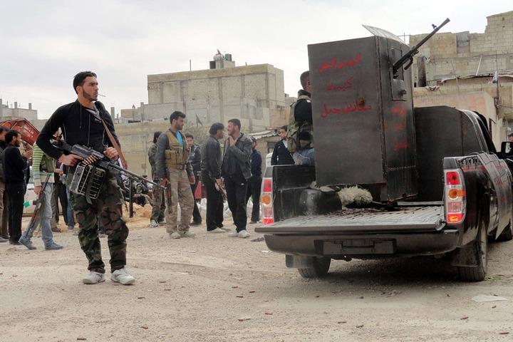 Дамаск передал ООН имена воевавших в Сирии чеченцев