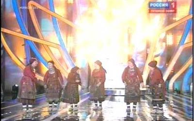"""""""Бурановские бабушки"""" представят Россию на Евровидении"""