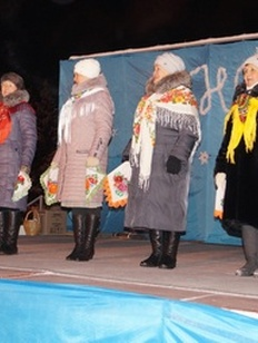"Марийские святки ""Шорыкйол"" отметили в Йошкар-Оле"