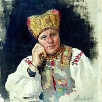 Русский национальный костюм. Живая традиция
