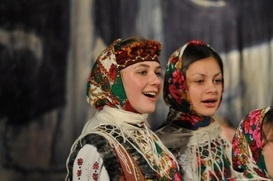 """В Удмуртии отпраздновали """"Белорусские колядки"""""""