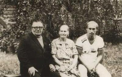 Владимир Путин: Отрядом моего отца командовал советский немец