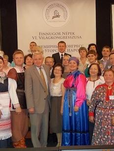 Финно-угорский вектор