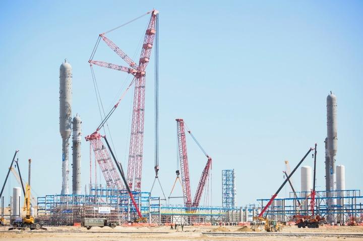 """Около 300 мигрантов устроили погром на амурском заводе """"Газпрома"""" из-за долга по зарплатам"""