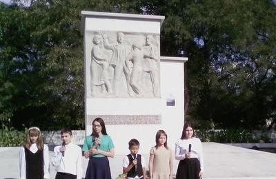 Евреи открыли аллею Праведников народов мира в Кисловодске