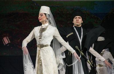 Стереотипы о кавказцах развеяли на Московском фестивале культуры народов Кавказа