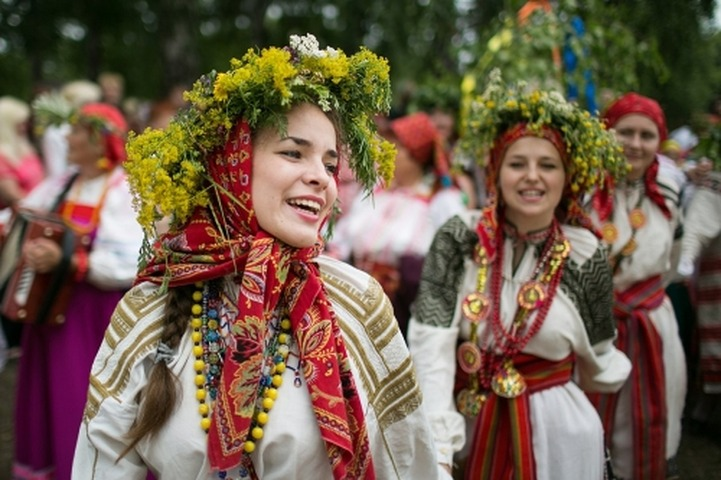 В Воронежской области вспомнят троицкие обряды