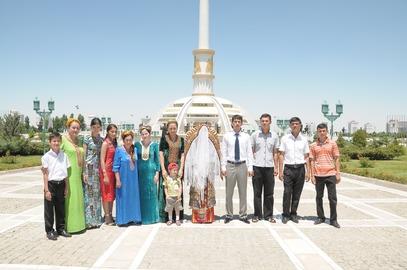 поздравление со свадьбой туркменской зрители требуют