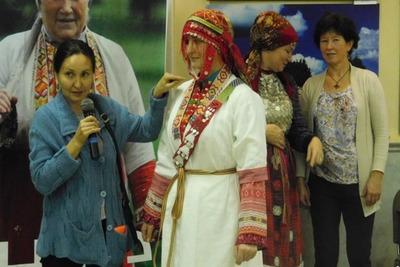 Выставка о современной жизни бесермян открылась в Ижевске