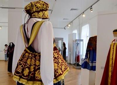 """Выставка """"Традиционный народный костюм"""" открылась в Нижнем Новгороде"""