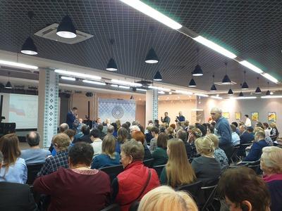 Планы и проблемы народа коми обсудили на XII Съезде коми народа в Сыктывкаре