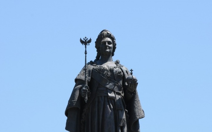 В Ростове-на-Дону поссорились русские сторонники Карла Маркса и армянские поклонники Екатерины II