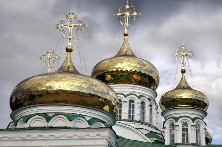 В Калининградской области ребенка крестили онлайн