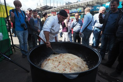 """Кулинарный конкурс """"Культ плова"""" стартует в апреле"""