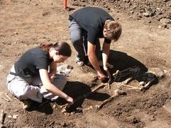 На Ямале археологи нашли средневековое кладбище ненцев и хантов