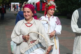 Российские белорусы отметят День единения чтением детских сказок