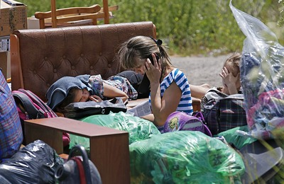 В российские школы пойдут 16 тысяч детей украинских беженцев