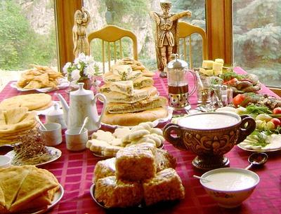 """Вышла в свет книга """"Лечебные блюда и напитки черкесской (адыгской) кухни"""""""