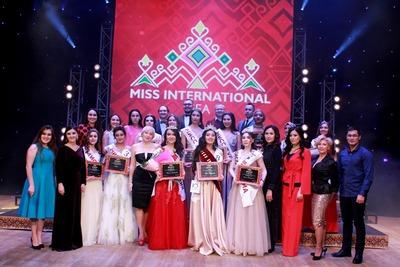 "На конкурсе этнической красоты ""Miss International Ufa"" победила девушка из Таджикистана"
