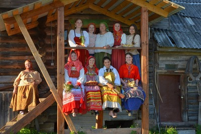 Школа русских традиций для девушек пройдет в Ярославской области