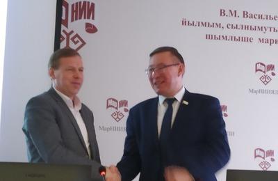 Нового председателя Марийского национального конгресса выбрали в Йошкар-Оле