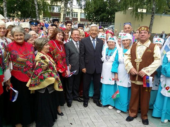 В Нижнекамске открылся Дом дружбы народов