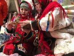 """Этнодеревня """"Енисейская Сибирь"""" открылась для гостей Универсиады в Красноярске"""