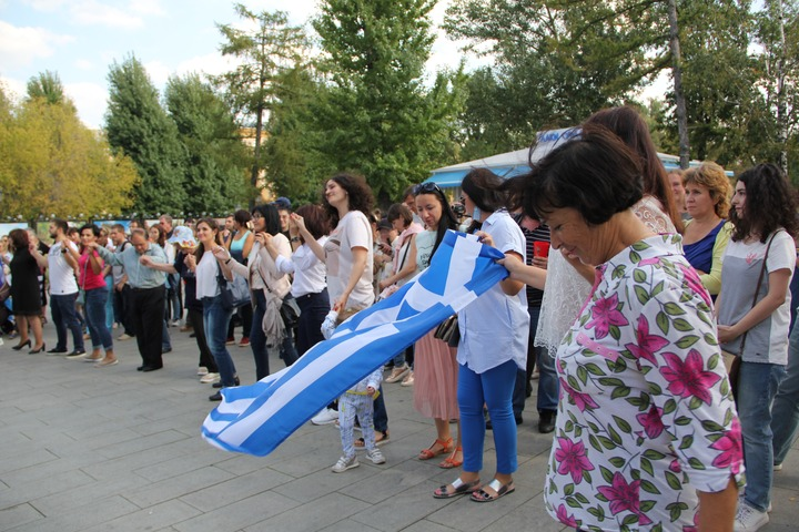 """Фестиваль греческой культуры """"Акрополис"""""""