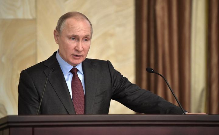 Путин призвал защитить людей от ксенофобии и национализма