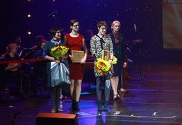 Награждение победителей всероссийского конкурса СМИротворец-2017