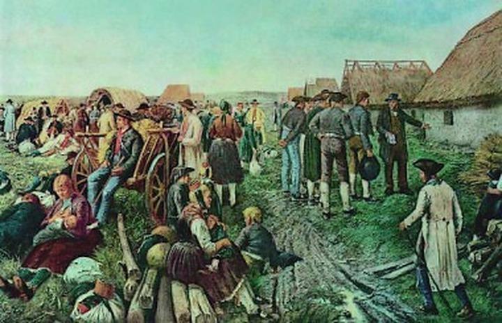 Российские немцы выпустят книгу о первых переселенцах на Юге страны