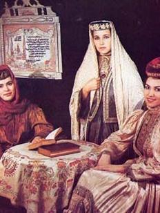 Сообщению про татарскую нацианальную одежду