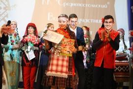 """В Удмуртии выбрали """"Красавицу в стиле ЭТНО-2016"""""""
