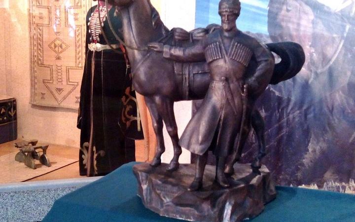 В Адыгее установят памятник национальному герою Кавказской войны