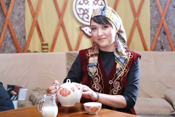 Самую красивую замужнюю казашку выберут в Омске
