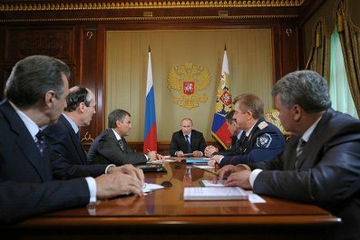 Путин: Наше законодательство должно быть понятно и комфортно добропорядочным гражданам