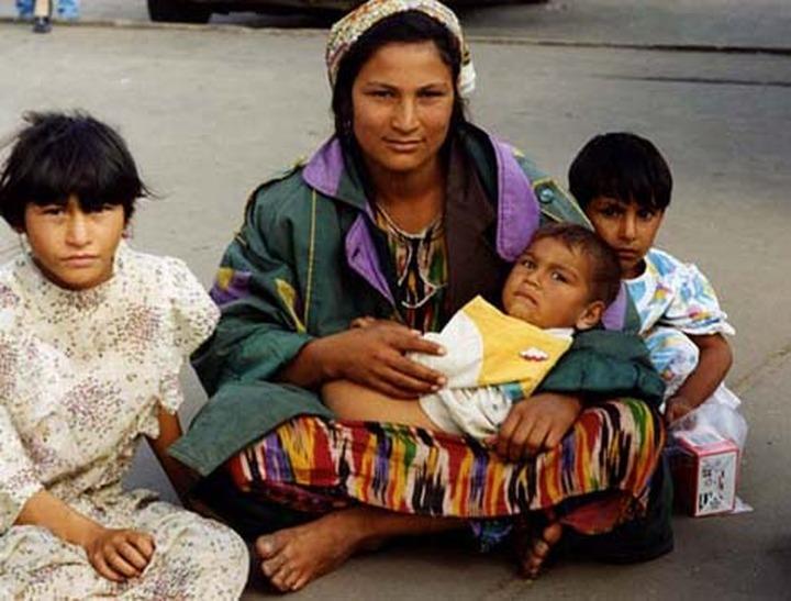 Рожденные по-цыгански
