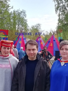 Традиционные Саамские игры в 34-й раз прошли в Ловозере