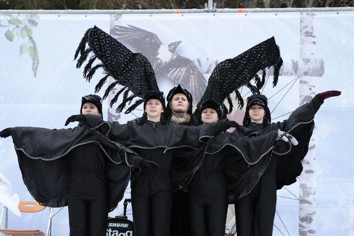 Вороний день встретили в Ханты-Мансийске