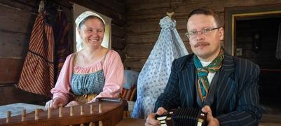 """Подкаст о музыке северной деревни подготовили сотрудники музея """"Кижи"""""""