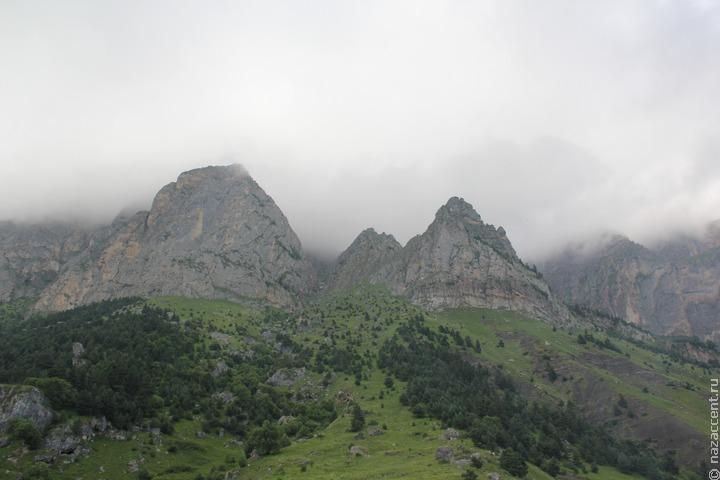 Раскопки средневековых склепов проведут на территории будущего полигона в Ингушетии