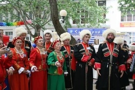 В Волгодонске открылись Дни казачьей культуры